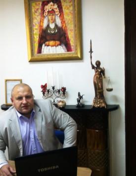 Адвокат Димитър Караниколов